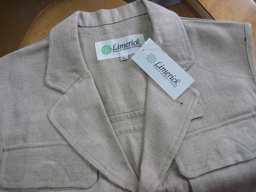 ★芦沢一洋氏のフライフィッシング時の着用ベスト Limerick _画像2