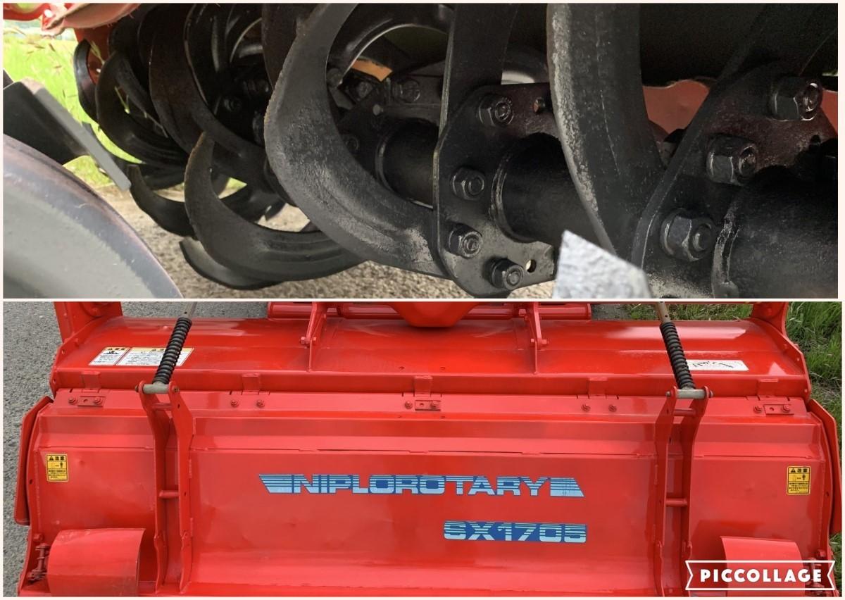 クボタ トラクター GL467  45馬力 812時間 キャビン エアコン パワステ ハイスピード 4WD 程度良_画像6