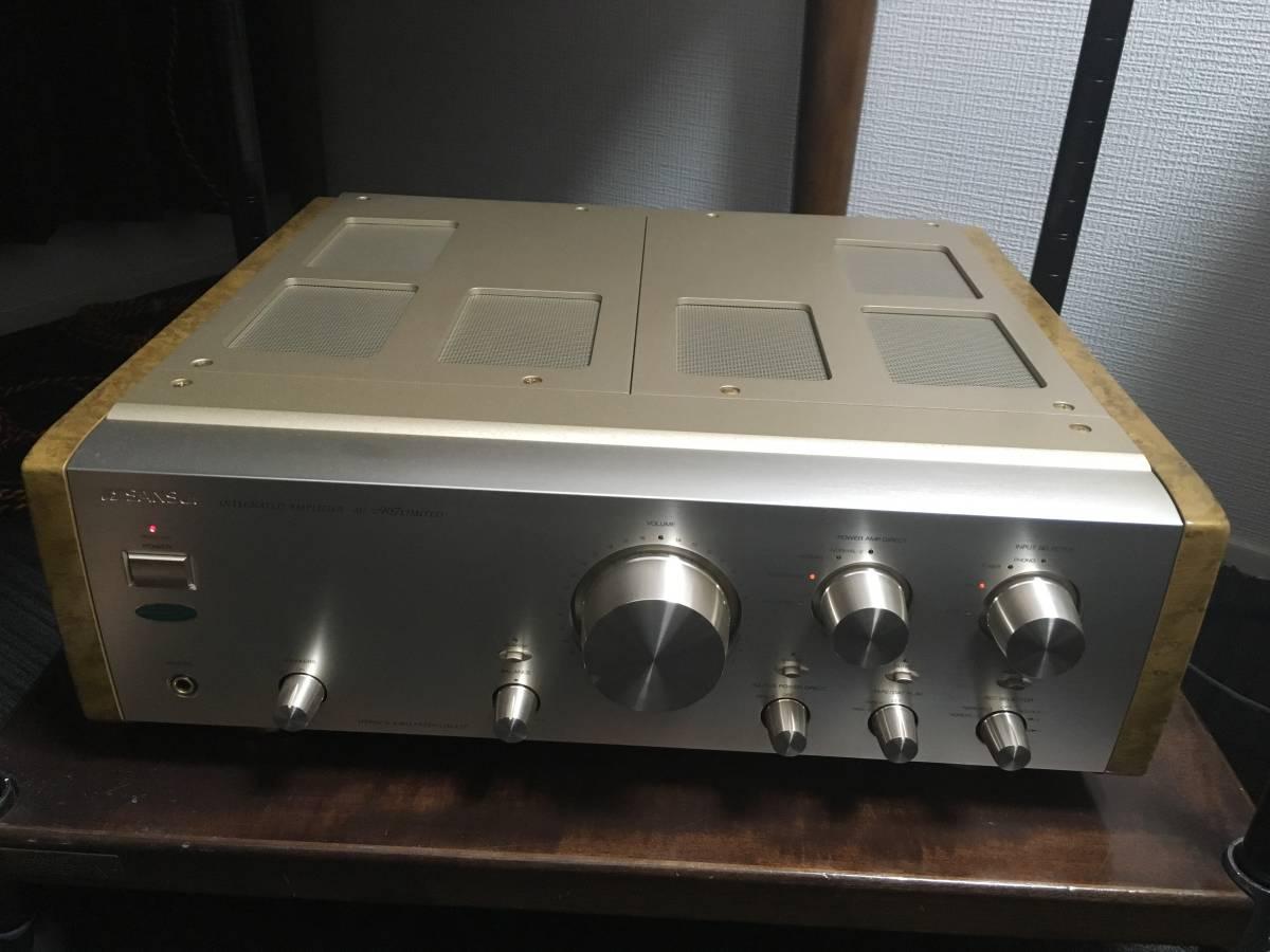 SANSUI AU-α907 Limited 美品