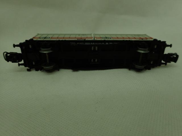 【大黒屋】中古!!☆Marklin メルクリン ContainerWagen 4664 鉄道模型 HOゲージ ☆_画像5