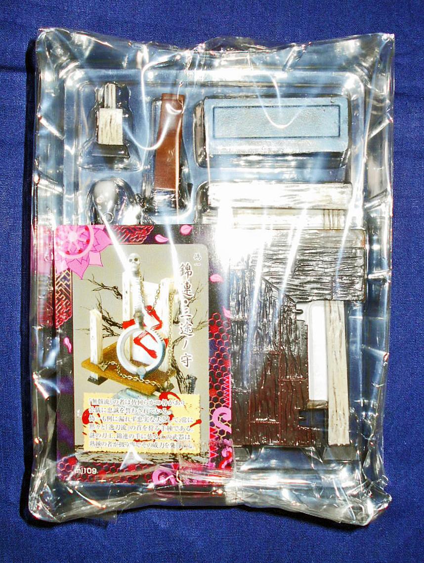 無限の住人 偽一 『錦連・三途ノ守』 鎖鎌 武器コレクション 武器屋24時間 1/6 もののふ MONONOFU ドール クールガール ガンプラ_画像9