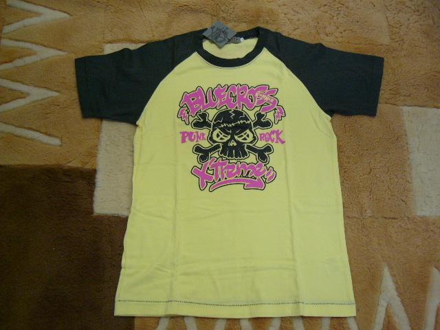 ブルークロス LL (170) 半袖Tシャツ ⑥_画像1