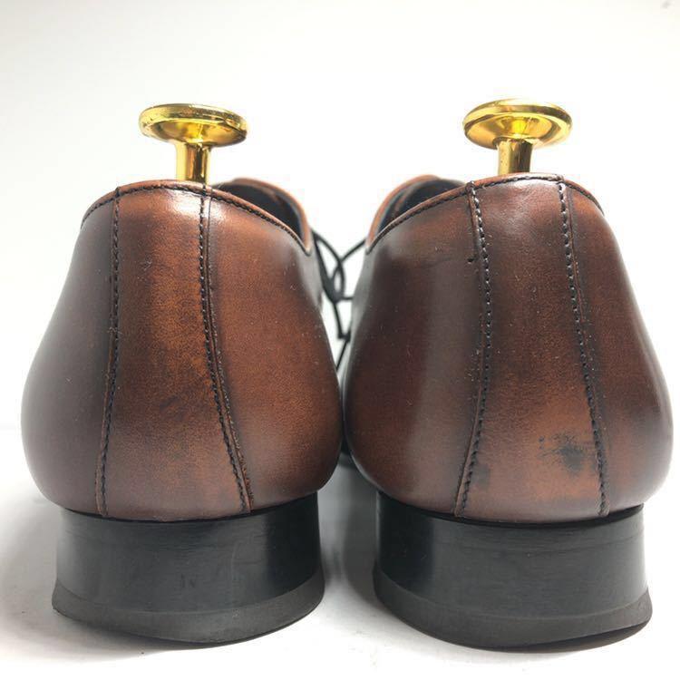 REGAL リーガル 24cm 革靴 ビジネスシューズ ストレートチップ 送料込_画像4