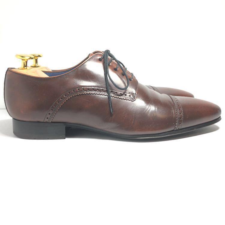 REGAL リーガル 24cm 革靴 ビジネスシューズ ストレートチップ 送料込_画像3
