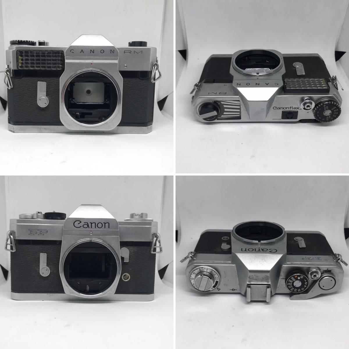 【1円スタート】キヤノン AE-1 PROGRAM、A-1、FTb、QL17 G-Ⅲ、demi EE17 他【カメラまとめて14点】_画像6