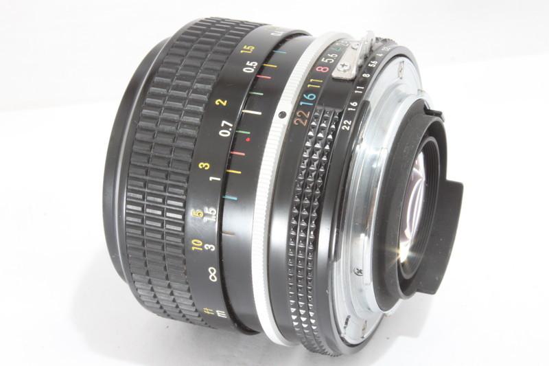 ニコン Nikon NIKKOR 24mm F2.8 [458864]_画像2