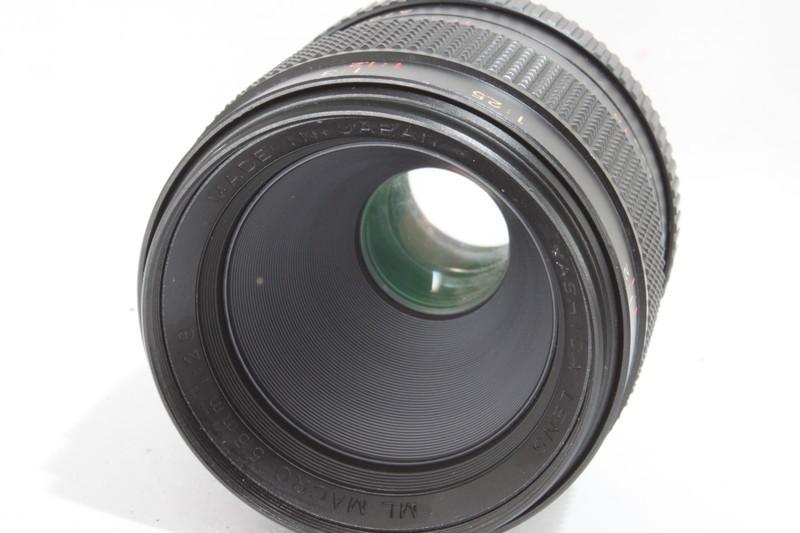 コンタックス CONTAX RTS YASHICA LENS 55mmf2.8 [021185]_画像7