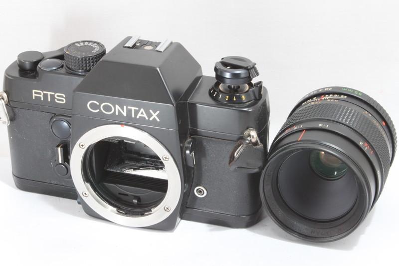 コンタックス CONTAX RTS YASHICA LENS 55mmf2.8 [021185]_画像6