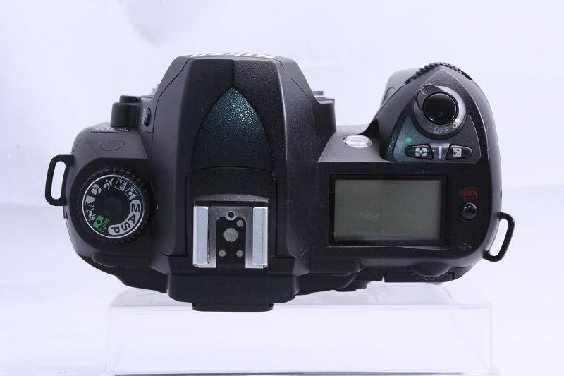 ☆★極上美品★☆初心者入門☆ Nikon ニコン D70s 純正 Wレンズセット  AF 28-80mm / AF 70-300mm  綺麗なレンズです。_画像6