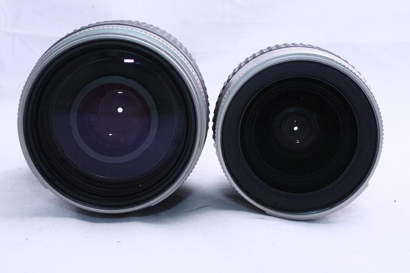 ☆★極上美品★☆初心者入門☆ Nikon ニコン D70s 純正 Wレンズセット  AF 28-80mm / AF 70-300mm  綺麗なレンズです。_画像8