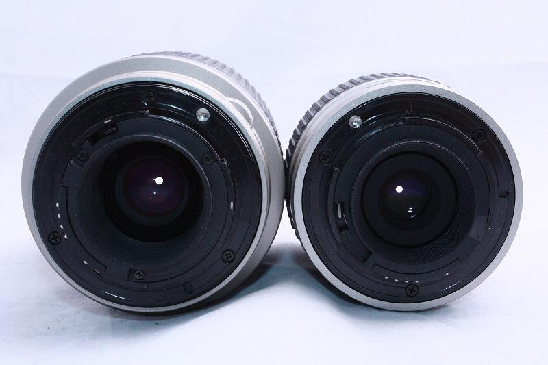 ☆★極上美品★☆初心者入門☆ Nikon ニコン D70s 純正 Wレンズセット  AF 28-80mm / AF 70-300mm  綺麗なレンズです。_画像9