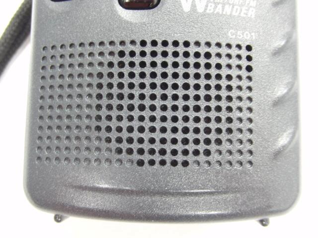 スタンダード STANDARD C501トランシーバー 無線 144/430MHz 入電OK ジャンク_画像6
