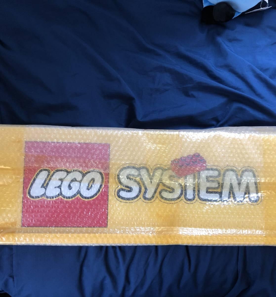 店頭ディスプレイ非売品LEGO看板特大サイズレゴシステムレア_画像1