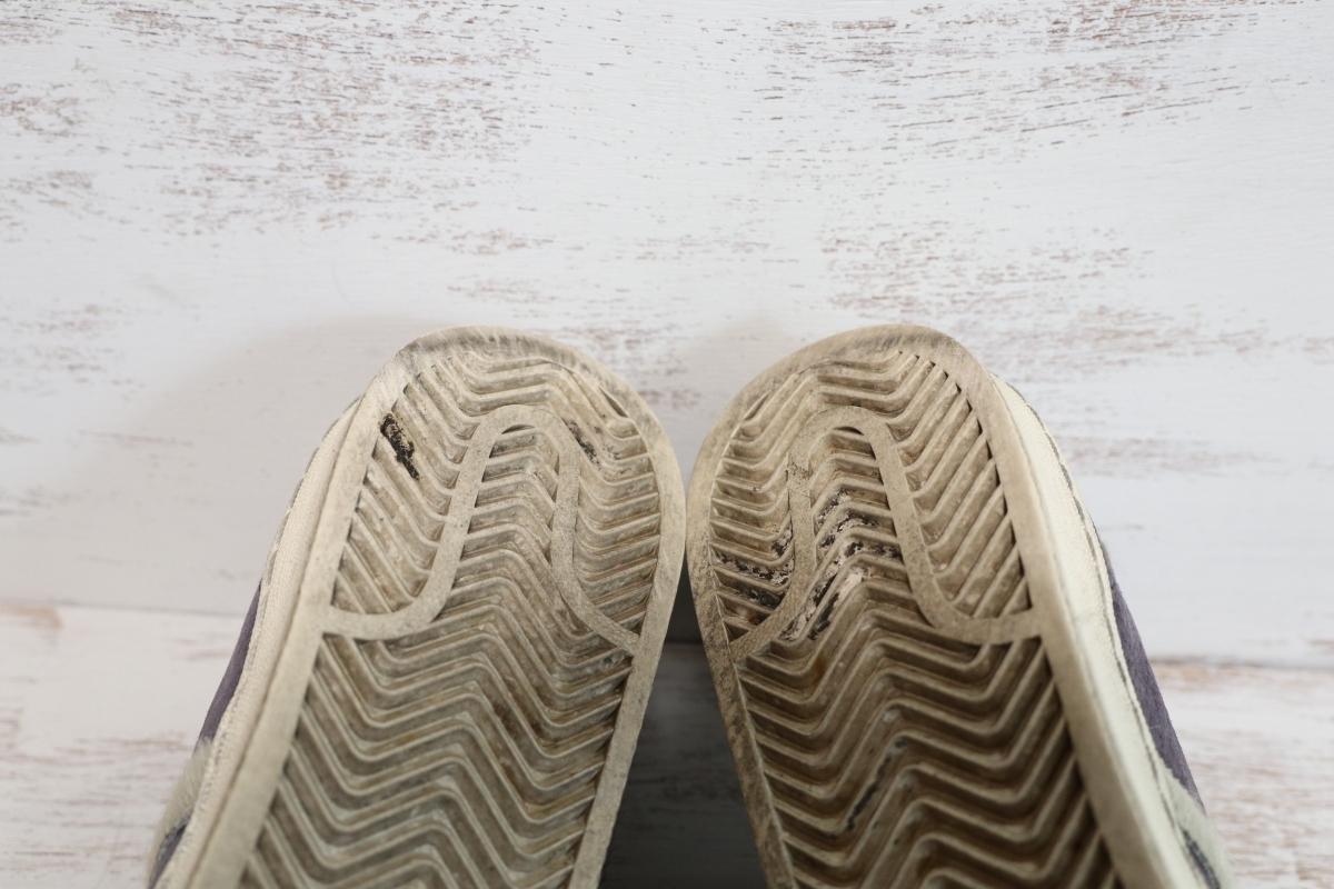 メンズスニーカー adidas originals for ZOZO CAMPUS80s アディダス×ゾゾタウン CP80S G97269 27cm  US9 キャンパス ZOZOTOWN ハラコ 紺