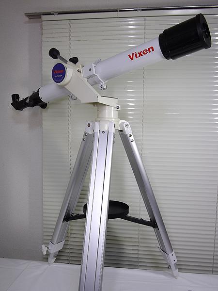 ビクセン ポルタ A70LF 70mm 屈折式天体望遠鏡