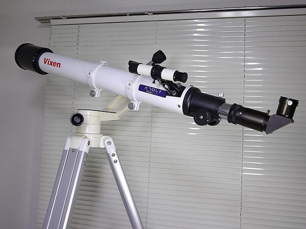 ビクセン ポルタ A70LF 70mm 屈折式天体望遠鏡_画像4