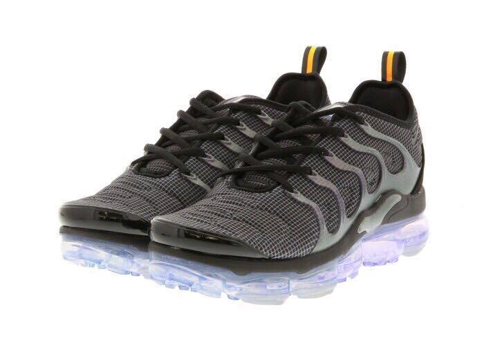 【新品】 NIKE ナイキ AIR VAPORMAX PLUS 924453-014 メンズファッション シューズ スニーカー 靴 フットウェア 27.5cm