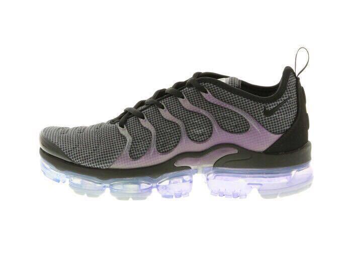 【新品】 NIKE ナイキ AIR VAPORMAX PLUS 924453-014 メンズファッション シューズ スニーカー 靴 フットウェア 27.5cm_画像2