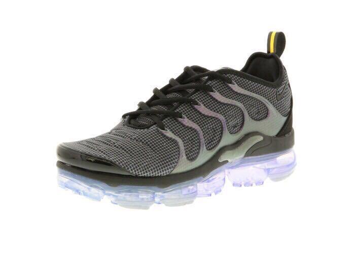 【新品】 NIKE ナイキ AIR VAPORMAX PLUS 924453-014 メンズファッション シューズ スニーカー 靴 フットウェア 27.5cm_画像3