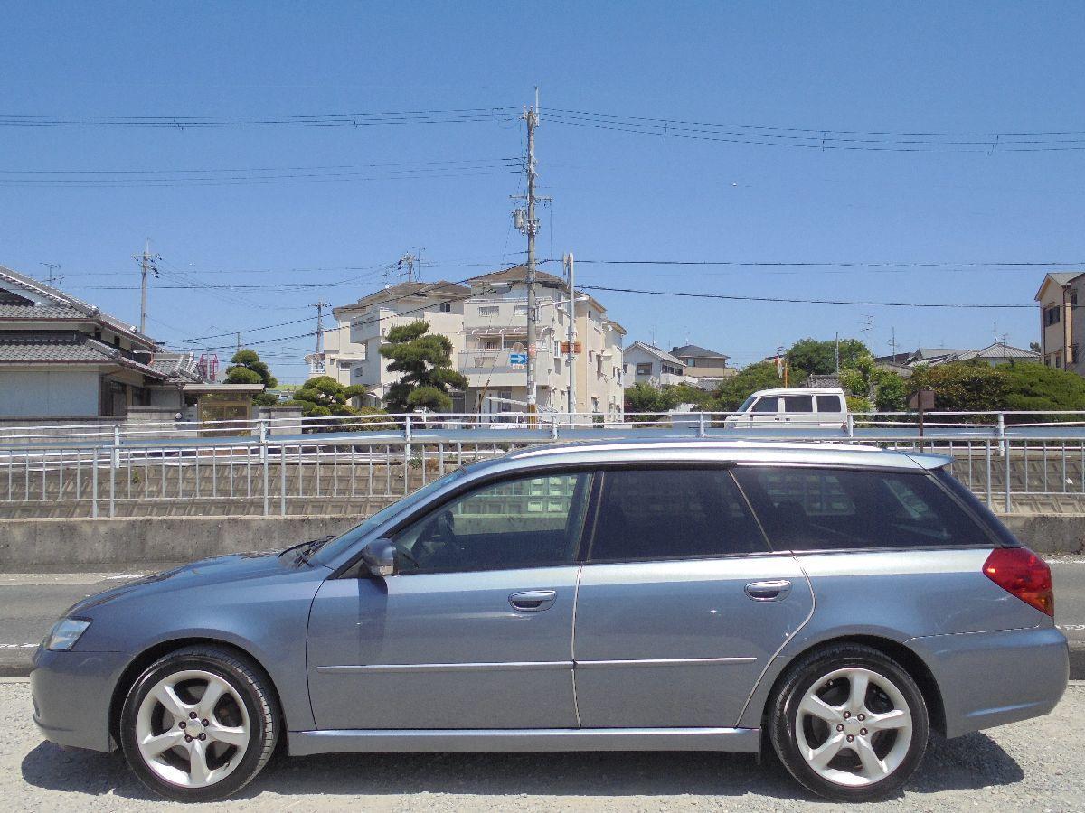 【2.0GT・ターボ車】走行6.9万キロと低走行・1オーナー・禁煙車・ETC付!!_画像5