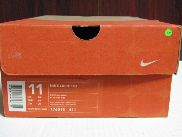NIKE LIBRETTO 紺白 176013-411 29㎝ 新品 箱付き ナイキ リブレット コルテッツ_画像10