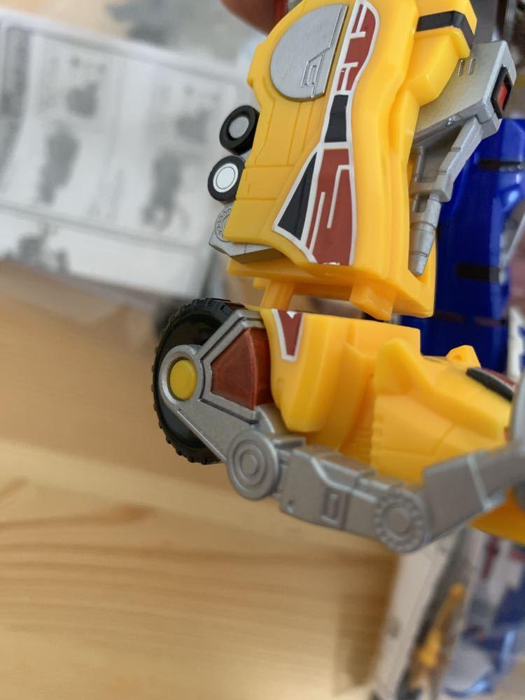 スーパーミニプラ 無敵将軍 大獣神 ドラゴンシーザー ライブロボ セット ジュウレンジャー カクレンジャー ライブマン バンダイ 食玩_画像7