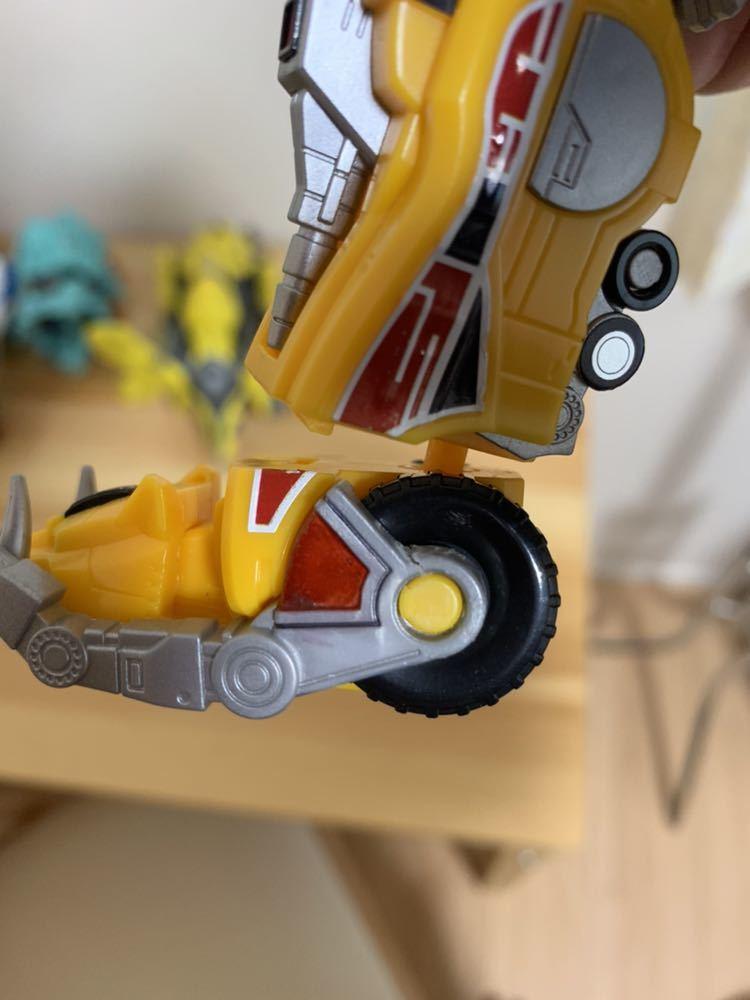 スーパーミニプラ 無敵将軍 大獣神 ドラゴンシーザー ライブロボ セット ジュウレンジャー カクレンジャー ライブマン バンダイ 食玩_画像8