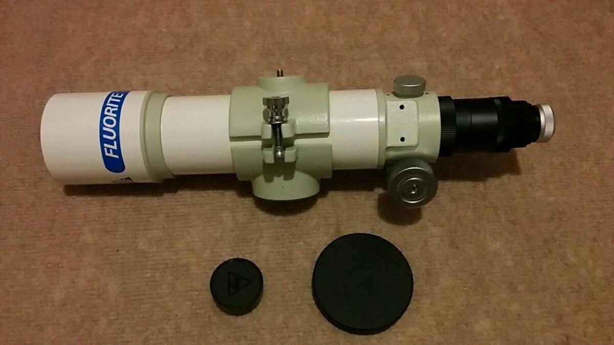 タカハシ フローライト望遠鏡 FC-50 難あり