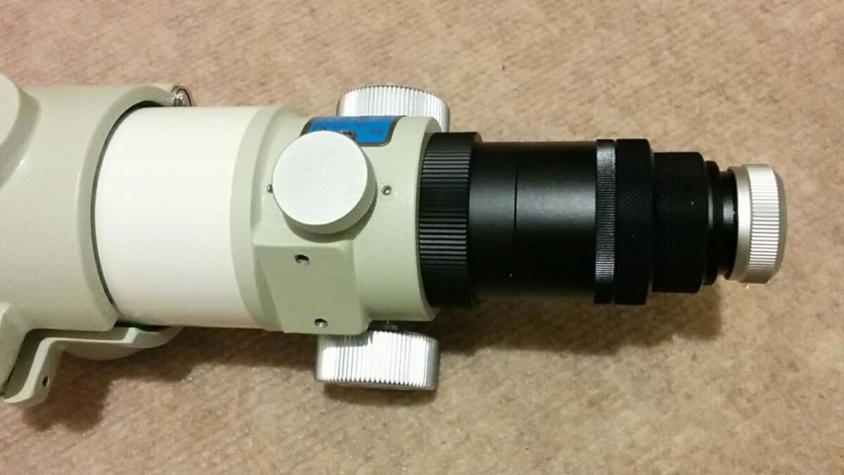タカハシ フローライト望遠鏡 FC-50 難あり_画像8