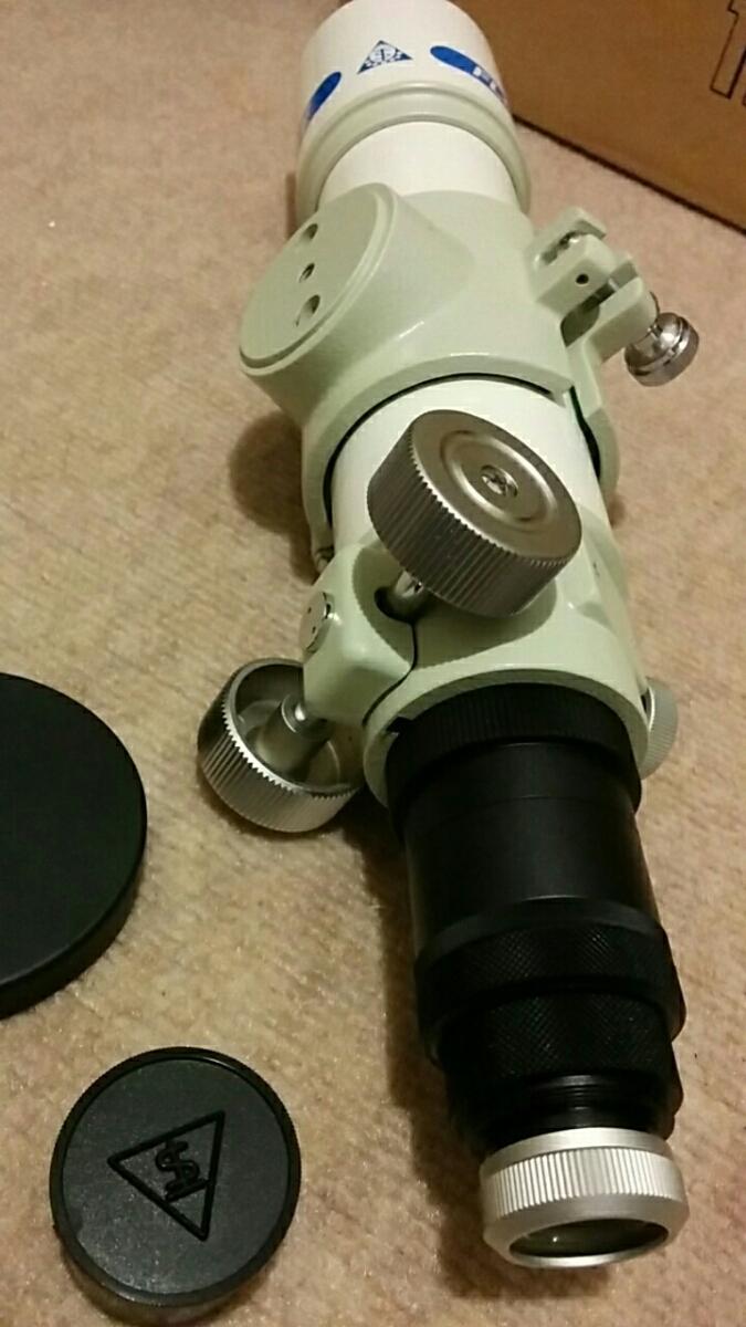 タカハシ フローライト望遠鏡 FC-50 難あり_画像6