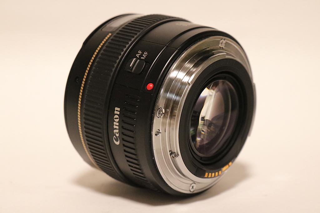 中古美品 Canon キヤノン EF 50mm F1.4 USM_画像2