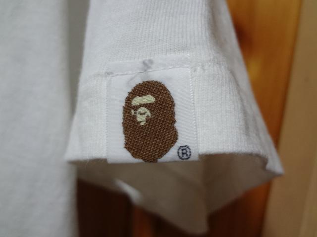 正規品 【 入手困難 】 A BATHING APE ア ベイシング エイプ KAWS カウズ Tシャツ ◆ NIGO BAPE NOWHERE_画像2