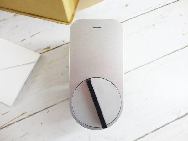 即出荷可 Qrio キュリオ Smart Lock スマートロック Q-SL1+Q-H1 セット 使用方法不明の為未チェック_画像6