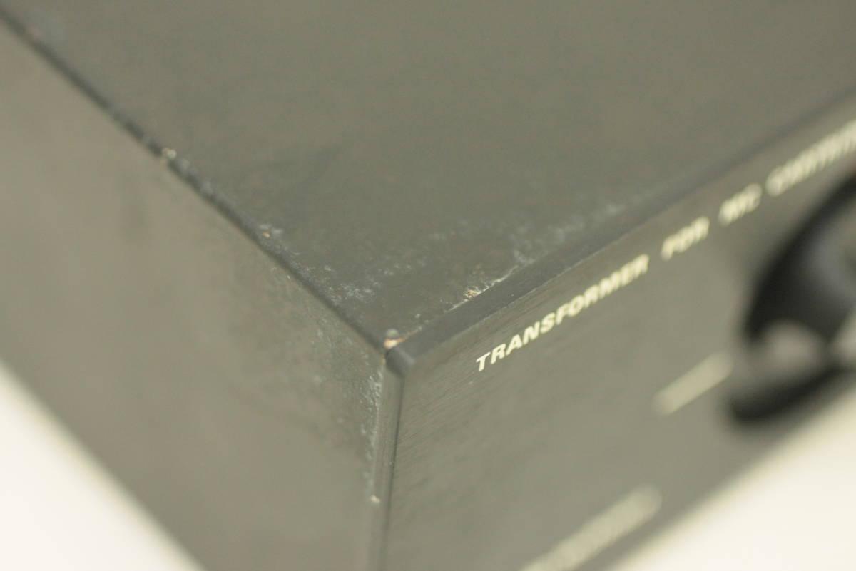 audio-technica オーディオテクニカ【AT-650】MC型昇圧トランス_画像9