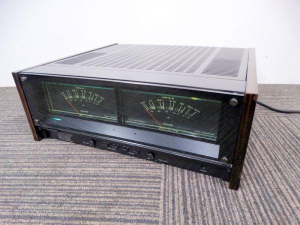 ONKYO INTEGRA M-509 ステレオパワーアンプ オンキョウ Y1279+