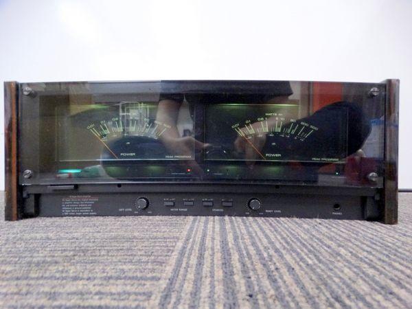 ONKYO INTEGRA M-509 ステレオパワーアンプ オンキョウ Y1279+_画像3