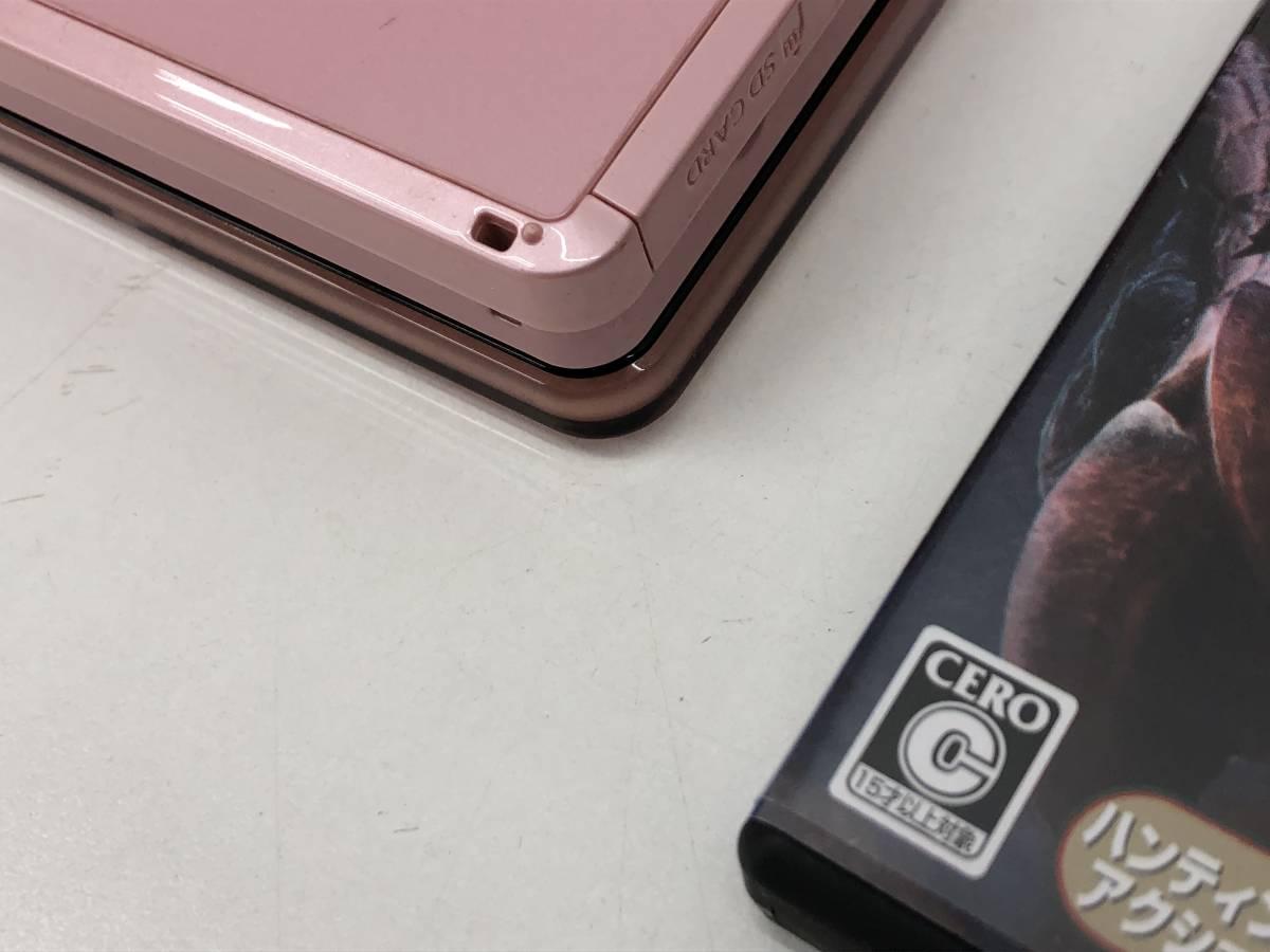 ☆NINTENDO 3DS 本体+新品未開封ソフト マリオ&ルイージRPG3 DX他ソフト多数 セット☆_画像7