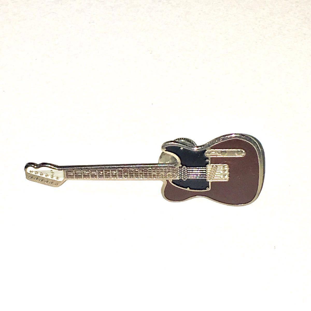 山下達郎 ピンバッジ ピンバッチ テレキャスター ギター Telecaster Fender