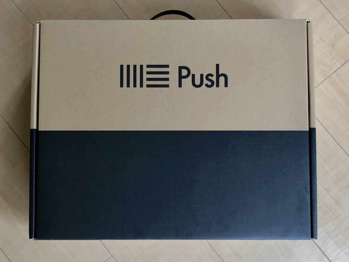 美品♪ Ableton Push2 Live専用 エイブルトン プッシュ daw midi コントローラー dtm_画像10