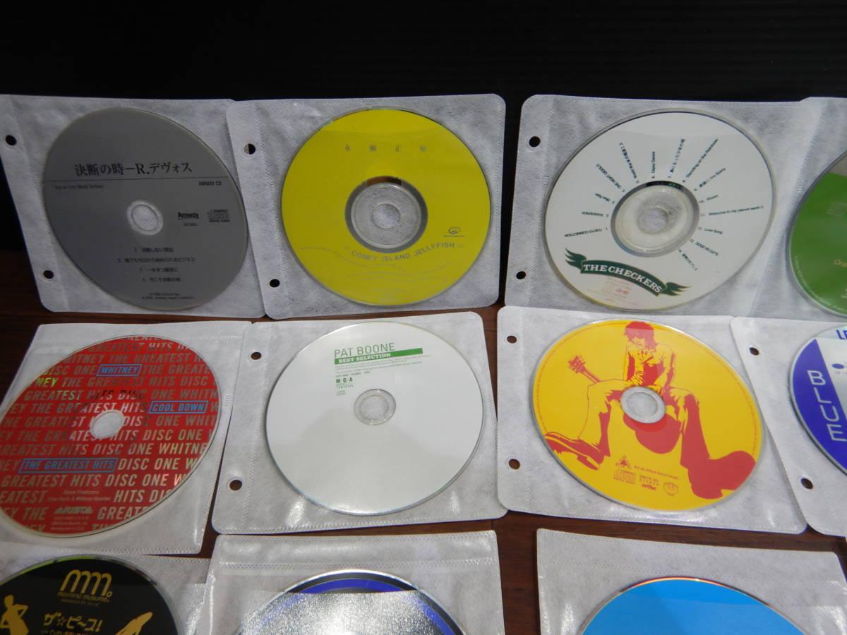 b429 CD 邦楽 洋楽 J-POP 新堂敦士/小林幸子/BOA/JINDOU/BLUE NOTE/BON JOVI/HOLLY COLE 他 まとめて100枚セット_画像2