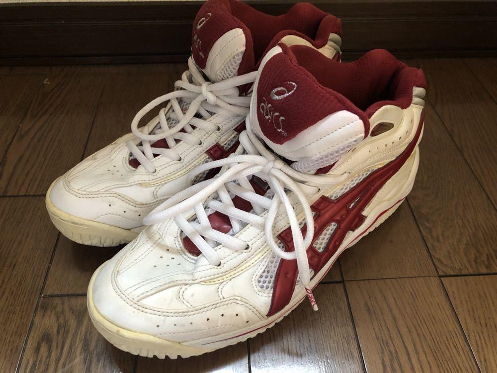 regard détaillé a57b5 c2d0b Asics asics basket shoes size 26.5 including carriage : Real ...