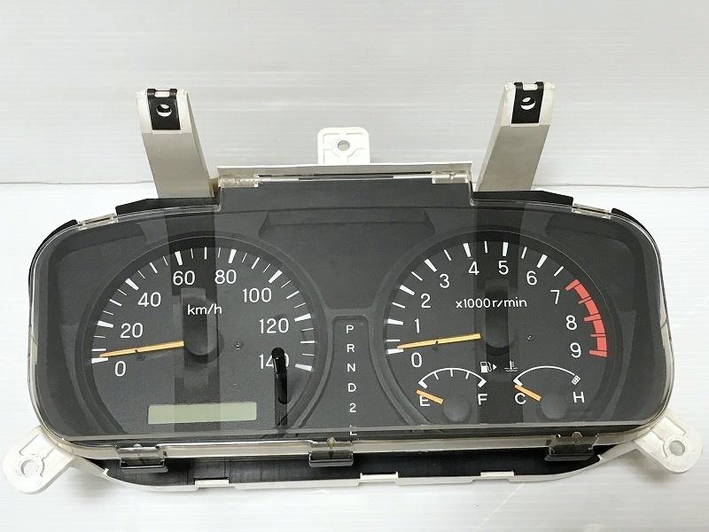 U61W U61V U61T タウンボックス ミニキャブ☆AT車 タコ付きスピードメーター☆138,057km_画像2