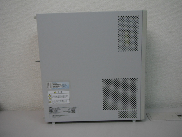 02-NEC Mate ME-F/ core i7-3370 3.4GHz/ M4G / HD250G 中古(現状品)_画像9