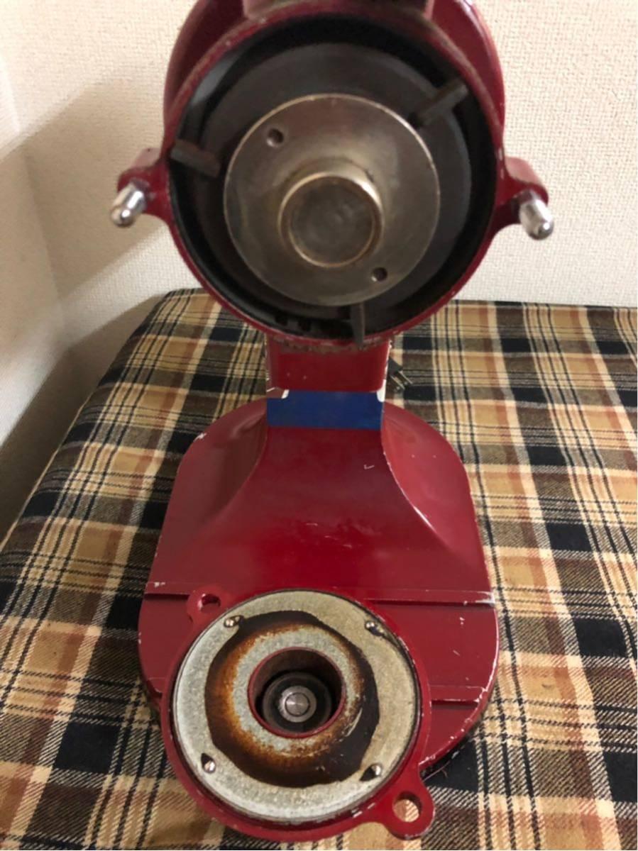 FUJI ROYAL R-440 コーヒーミル 動作品_画像2