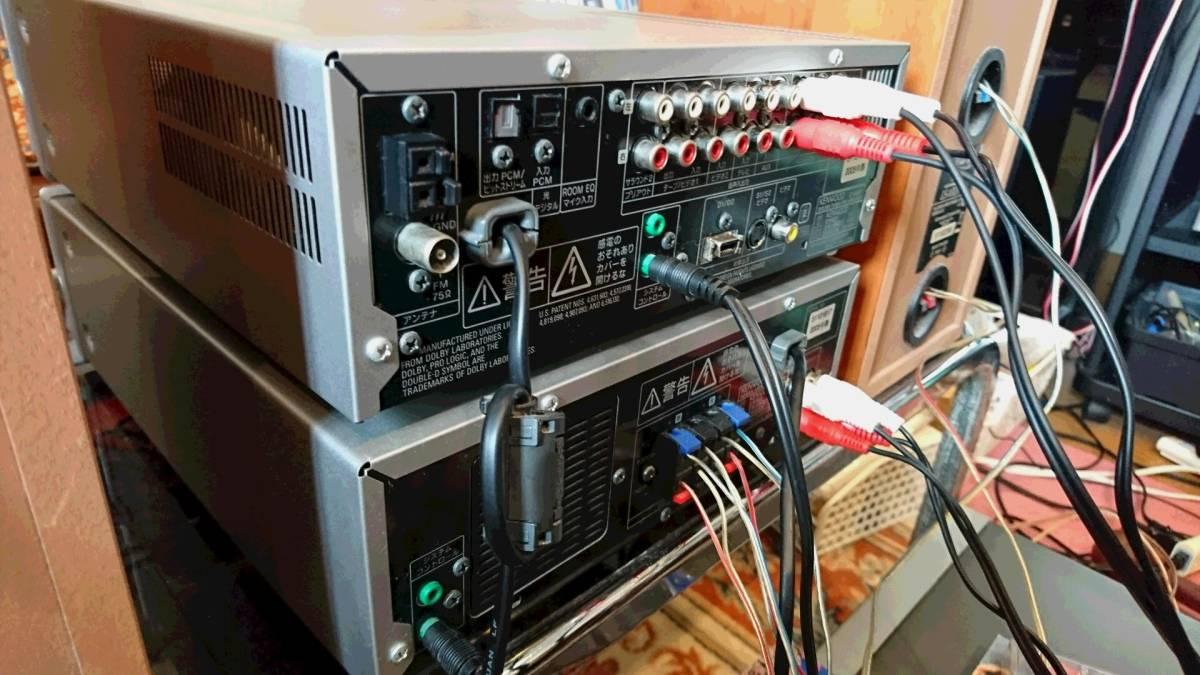 Kenwood ケンウッド コンパクトハイファイコンポーネントシステム AX-D7_画像3