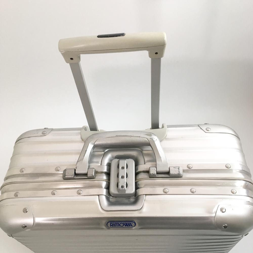 廃盤 リモワ トパーズ 928.40 ビジネス トローリー 2輪 TSAロック 28L _画像5