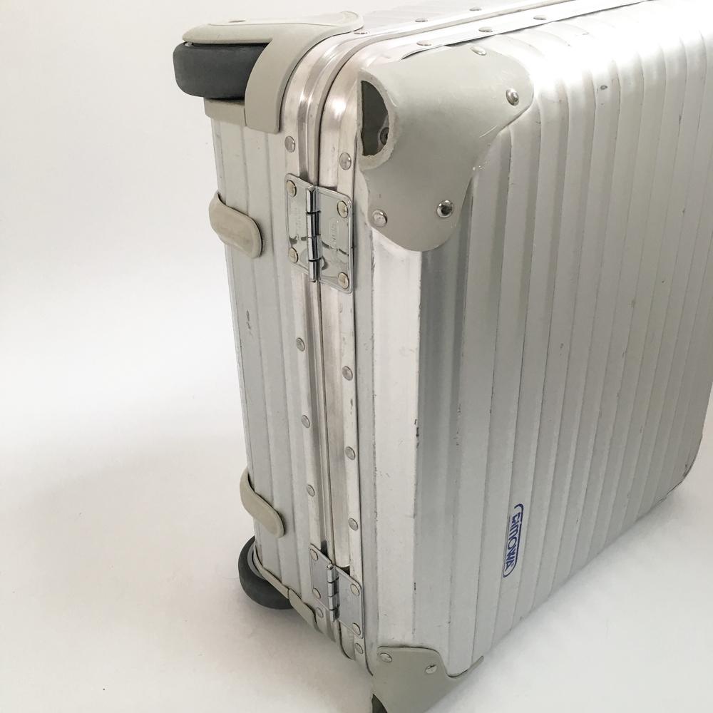 廃盤 リモワ トパーズ 928.40 ビジネス トローリー 2輪 TSAロック 28L _画像9