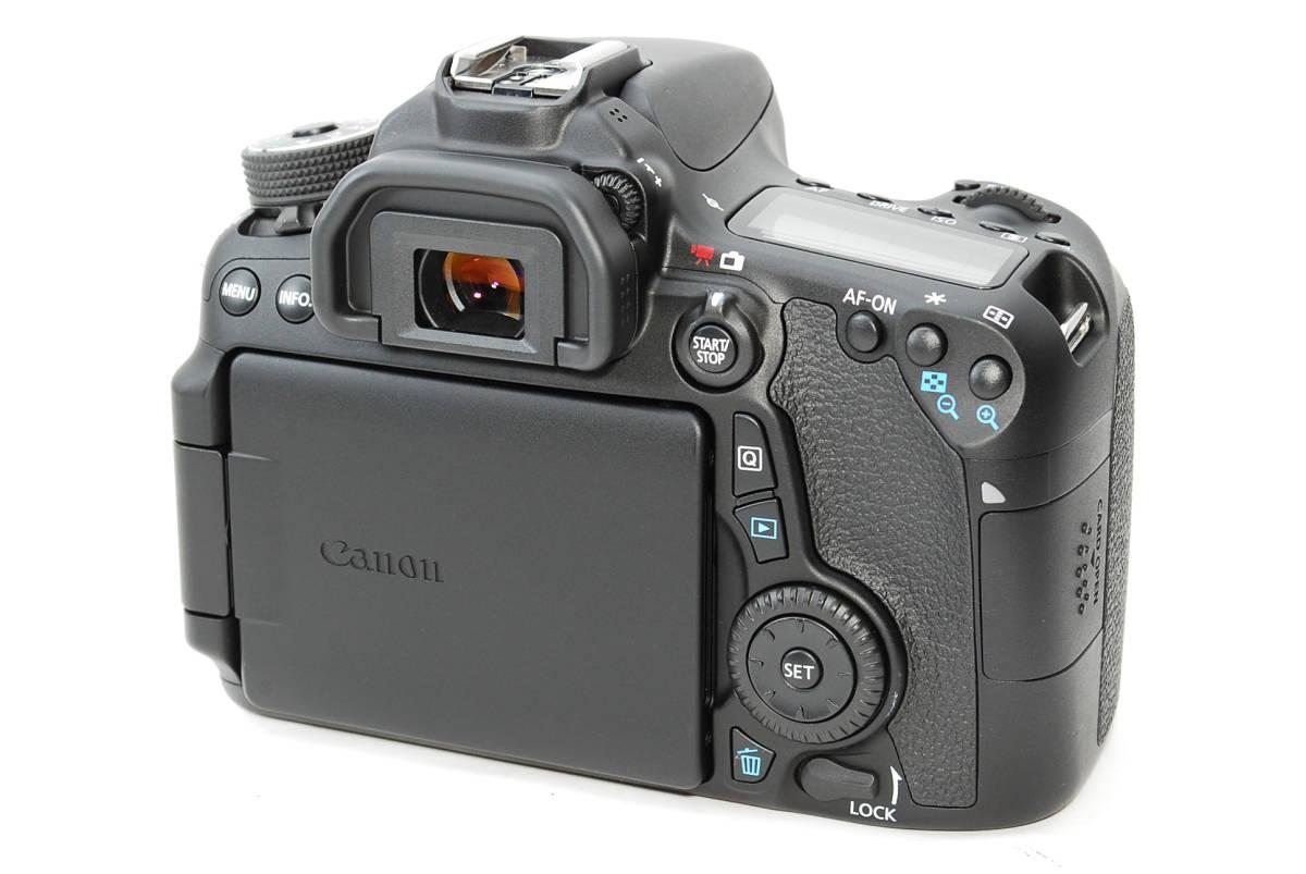 E0022★キャノン Canon EOS 70D 標準&望遠&単焦点 トリプルレンズセット_画像3