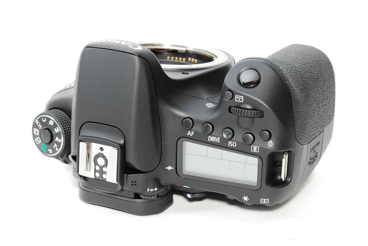 E0022★キャノン Canon EOS 70D 標準&望遠&単焦点 トリプルレンズセット_画像5