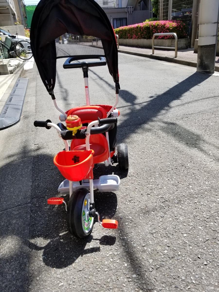 ides アイデス 三輪車 カーゴプラス◆CARGO+◆_画像2